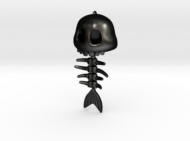 Mermaid Bone - Steel