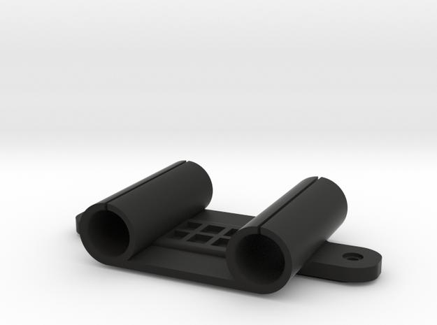 Andrew Fletcher Volt mount in Black Natural Versatile Plastic