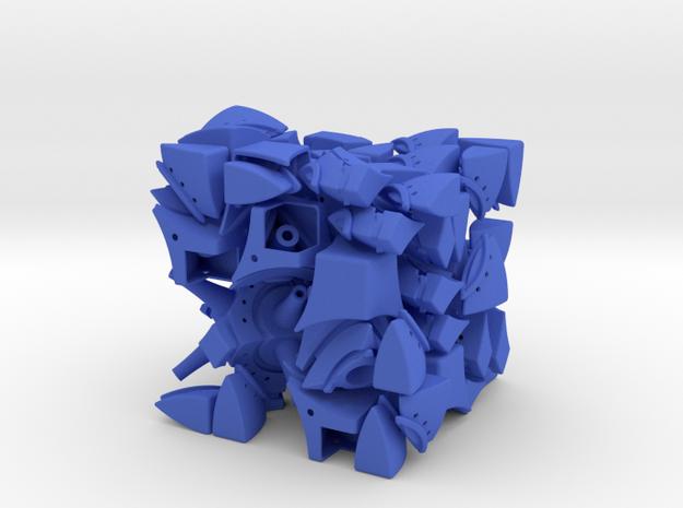 Bubbloid122 3d printed