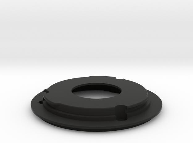 FDn to EF Mount for nFD20mm f/2.8 in Black Natural Versatile Plastic