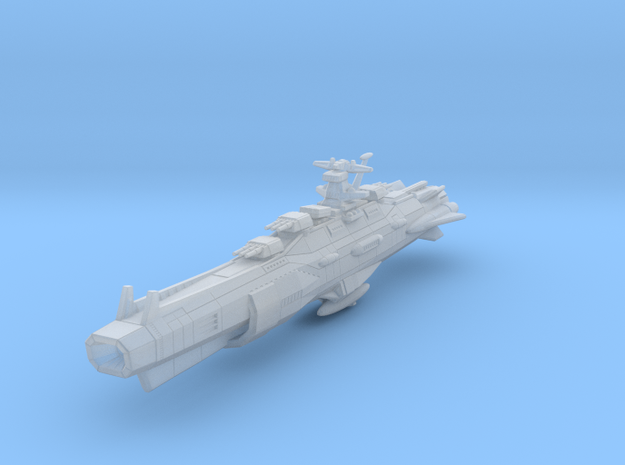 EDSF Second Generation Battleship Mk3 3d printed