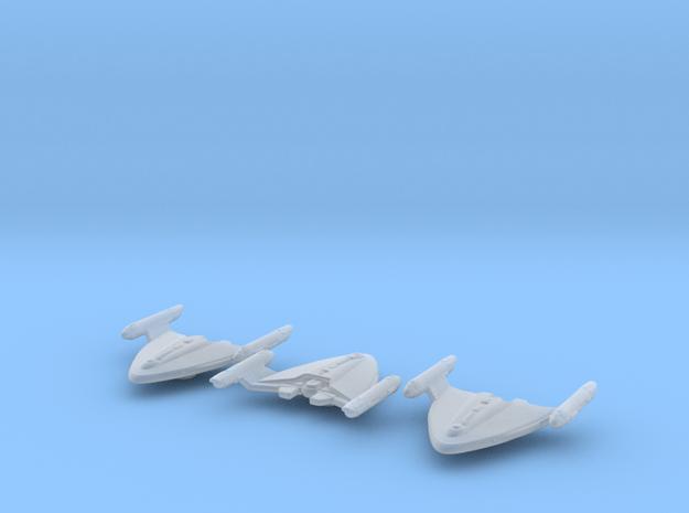 Warp Delta 1/4800 Attack Wing x3