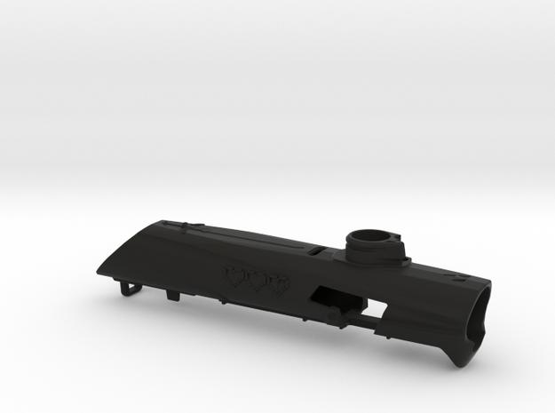 Link - Emek/Etha2 Body in Black Natural Versatile Plastic