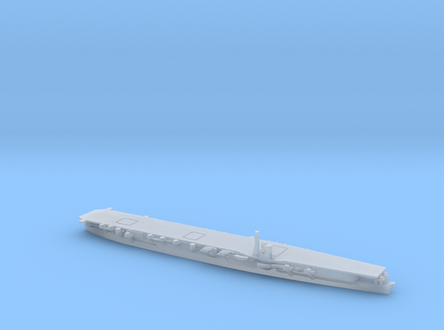 Japanese Aircraft Carrier Soryu in Smooth Fine Detail Plastic