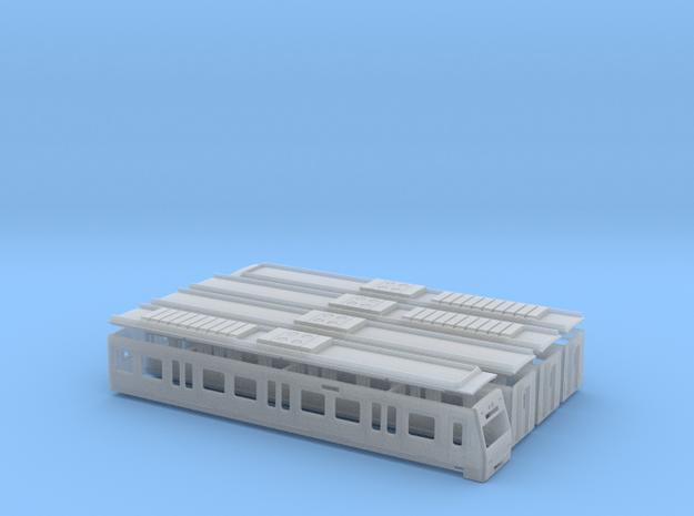 FGC 112 in Smooth Fine Detail Plastic: 1:120 - TT