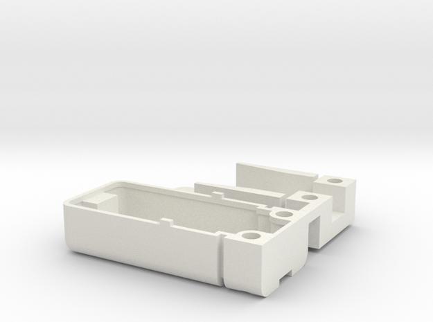 Atlas ALCo RS3 Speaker Silver Series in White Natural Versatile Plastic