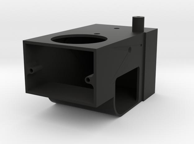 Type 98 gunsight box in Black Natural Versatile Plastic