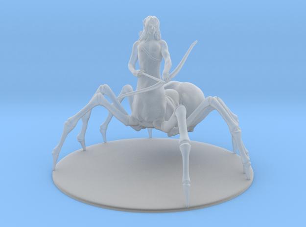 Drider Miniature in Smoothest Fine Detail Plastic: 1:60.96