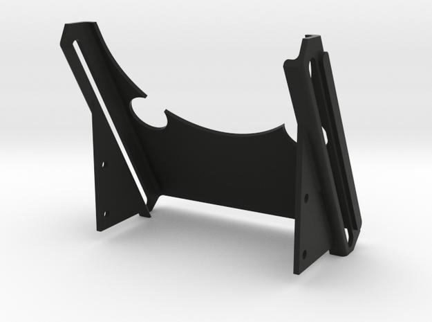 Revi 3c glass holder  in Black Natural Versatile Plastic