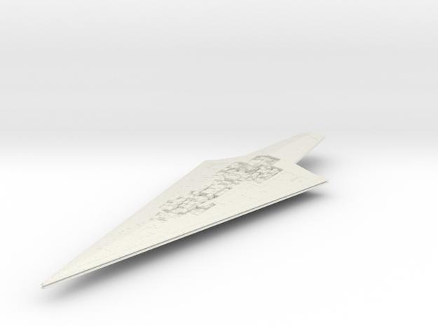 Empire SSD Retribution class 3d printed