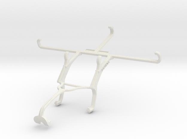 Controller mount for Xbox 360 & vivo Y31 in White Natural Versatile Plastic