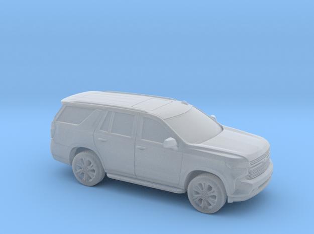 1/72 2021 Chevrolet Tahoe Kit in Smooth Fine Detail Plastic