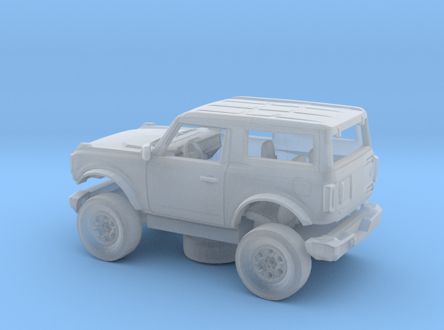 1/160 2021 Ford Bronco 2 Door Kit in Smooth Fine Detail Plastic