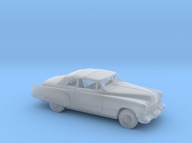 1/160 1949 Cadillac Eldorado Convertible Kit in Smooth Fine Detail Plastic