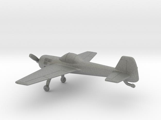 Yakovlev Yak-55M in Gray PA12: 1:100