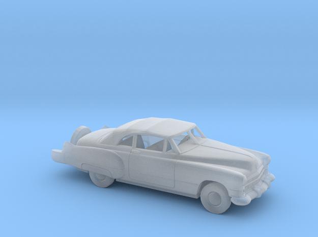 1/87 1949 Cadillac Eldorado Convertible w.Cont. K. in Smooth Fine Detail Plastic