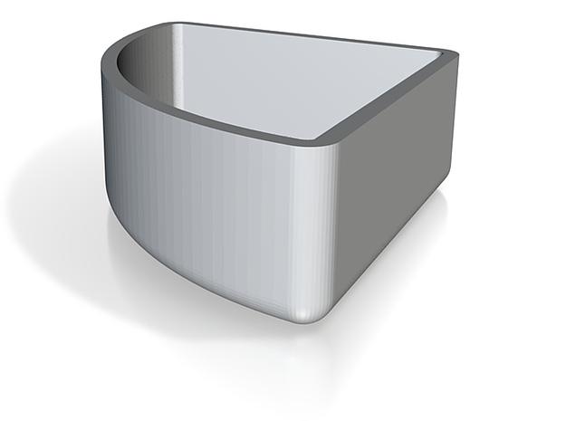 gecko bowl 1 3d printed