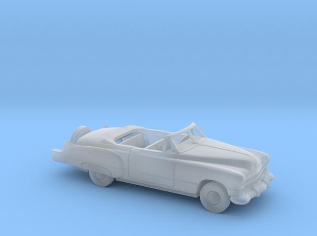 1/87 1949-52 Cadillac Eldorado Open Conv.w.Cont.K. in Smooth Fine Detail Plastic