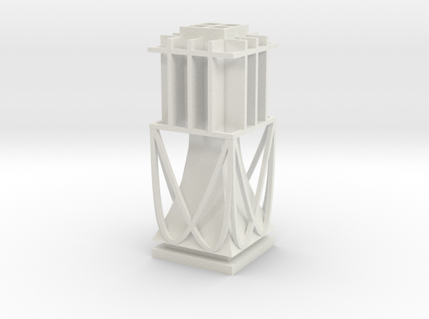 Table Lamp in White Strong & Flexible