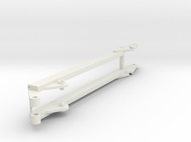 Boven armen in White Natural Versatile Plastic