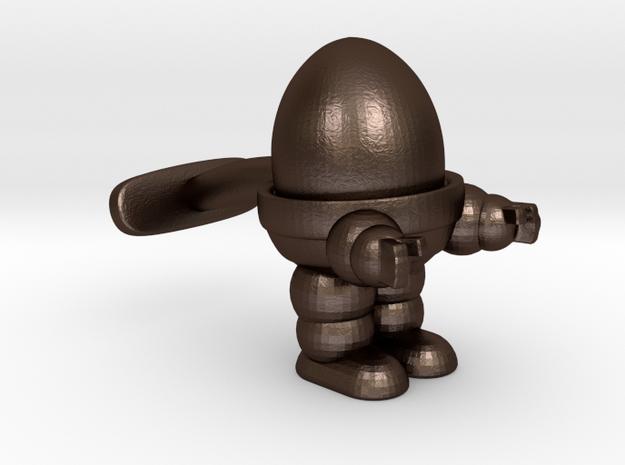 Eggbot Cufflink 3d printed