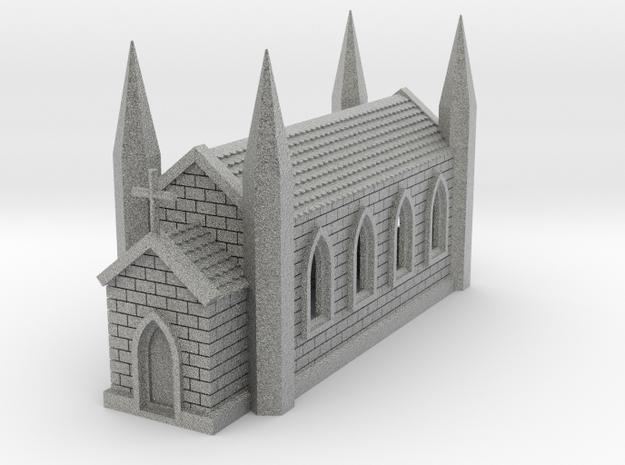 N Scale Church 1:160