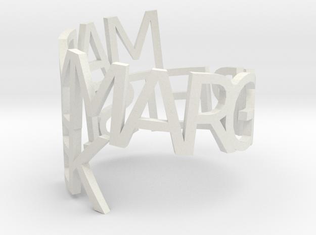 Mary Margaret Sitek 3d printed