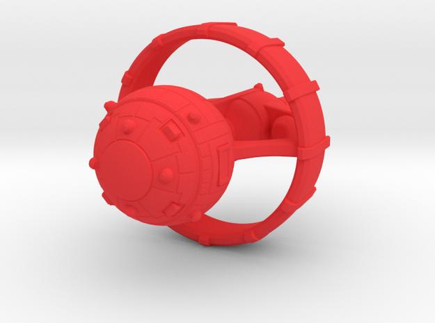 Belter Battlewagon v2 3d printed