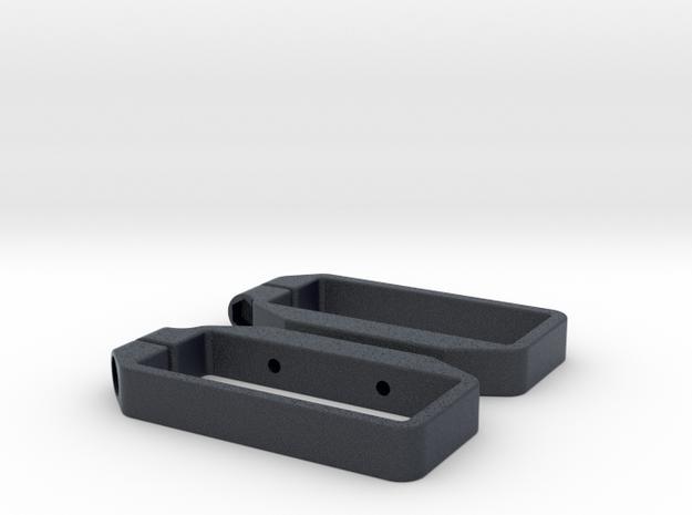 3DRC OPTIMA BATTERY HOLDER SET-001 in Black PA12