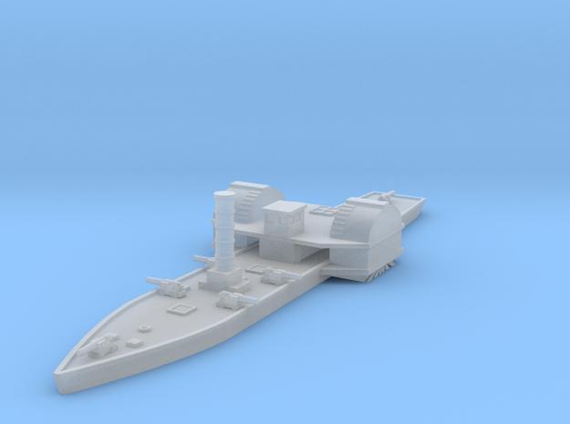 1/1200 Bienville Class Gunboat