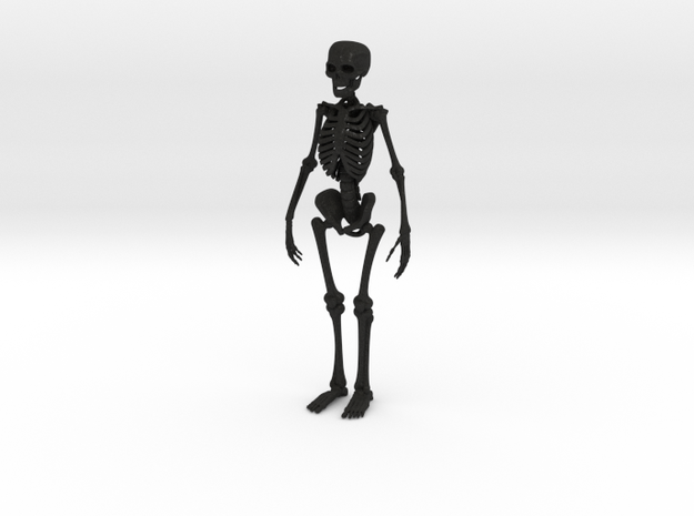 Free Standing Skeleton Figure