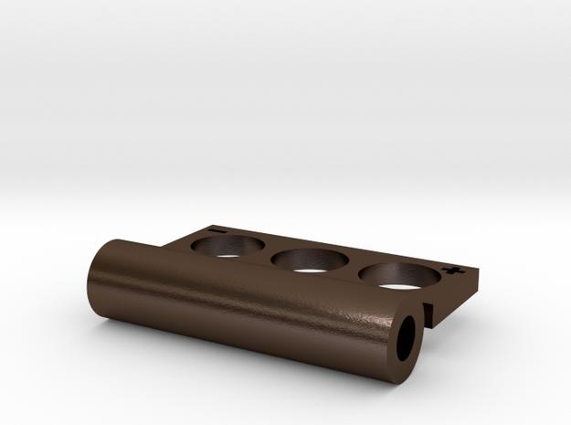 Pin and Holes 3d printed
