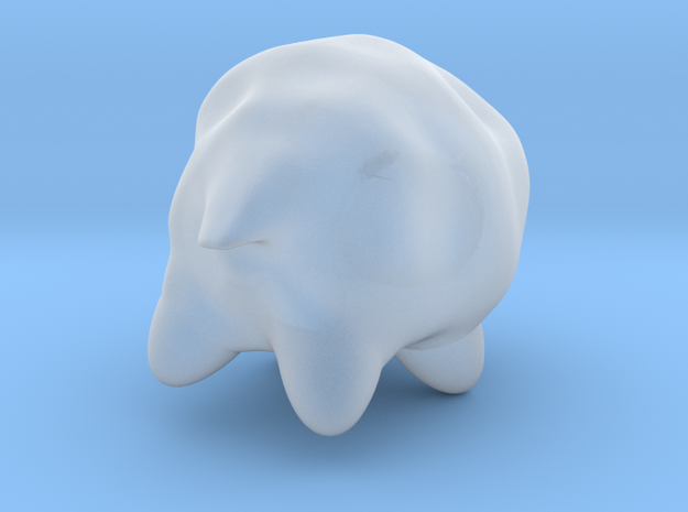 Hollow Sheep (Small) 3d printed