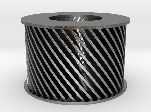 Spiral Shock Absorber 3d printed