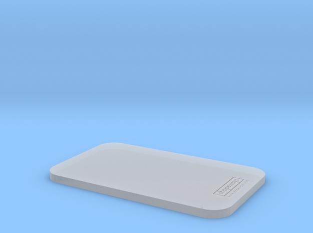 Testbit 3 3d printed