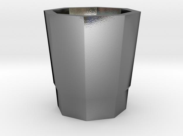 old_streetlamp_glas 3d printed