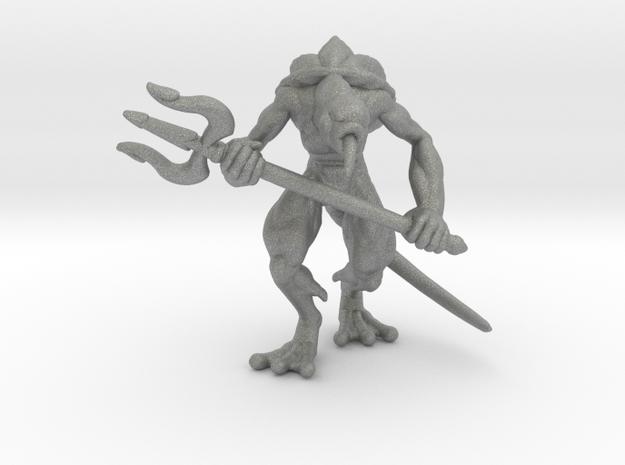 FF Sahuagin miniature model fantasy games dnd rpg