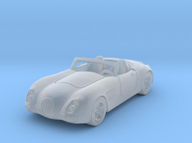 Wiesmann GT MF5 Roadster 1:87 HO in Smooth Fine Detail Plastic