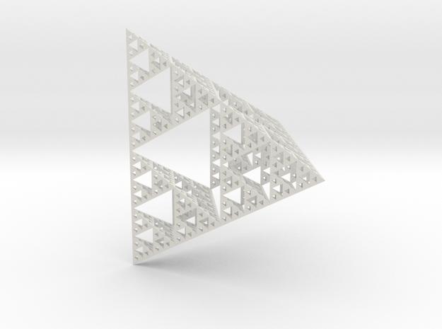 Sirpenski's Pyramid 3d printed