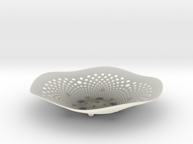 Elegant Bowl Sixties Series 1 3d printed