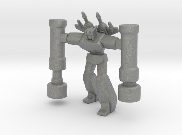 Demolisher Robot miniature model scifi games dnd