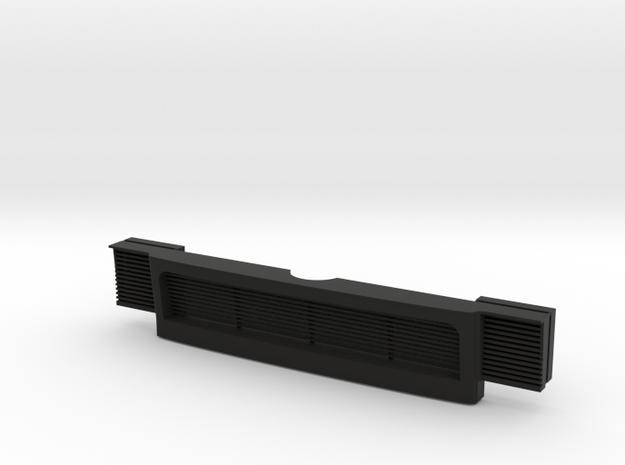 RC4WD Chevy Blazer Classy Grill in Black Natural Versatile Plastic