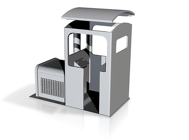 09/dl/loco1 body 3d printed