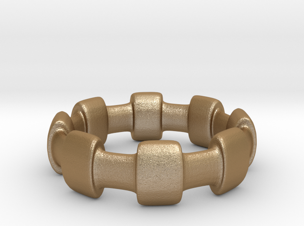 Ring - Crown 3d printed