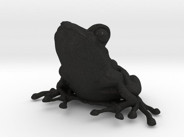 Frog 3.6cm - See Tree Frogs 5.6cm or 3.6cm 3d printed