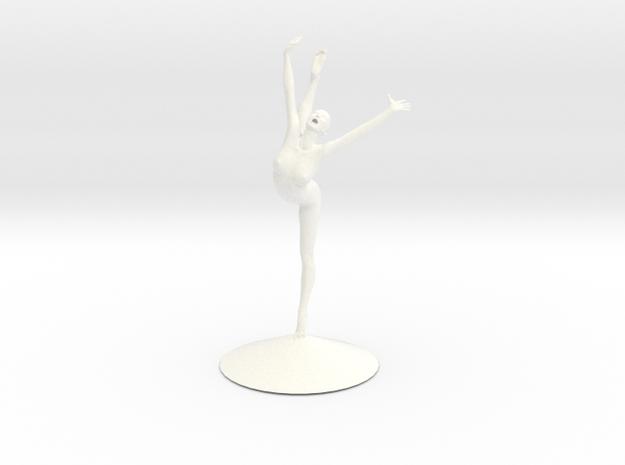 Joyful Dancer Base 3d printed
