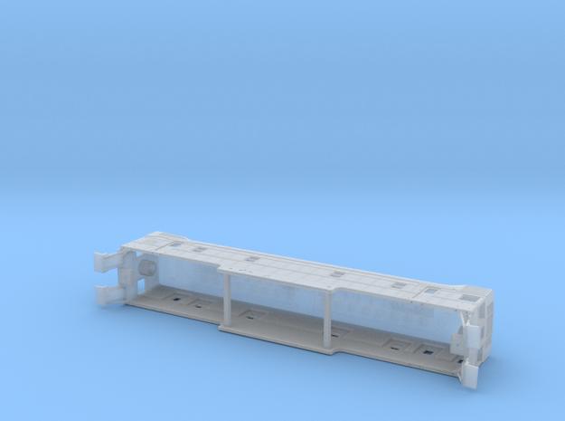 ATSF EMC 2611   in Smooth Fine Detail Plastic
