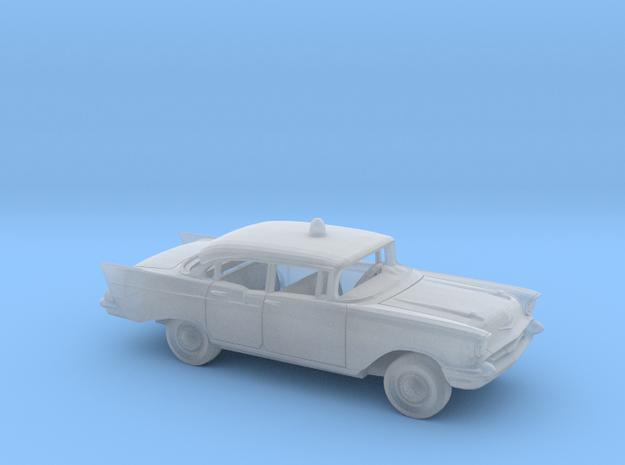 1/160 1957 Chevrolet One Fifty Sedan Police Kit
