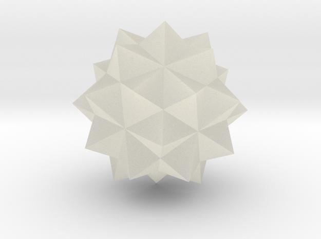 5 octahedra 3d printed
