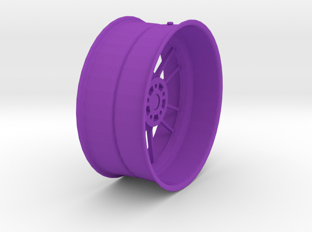 Wheel Mercedes AMG CLK DTM 3d printed